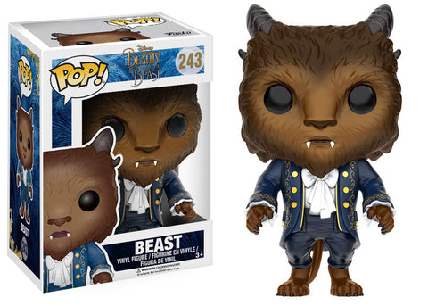 Beauty and the Beast Live Action Beast Pop! Vinyl Figure [Pre-order]