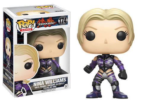 POP! Games: Tekken Nina Williams