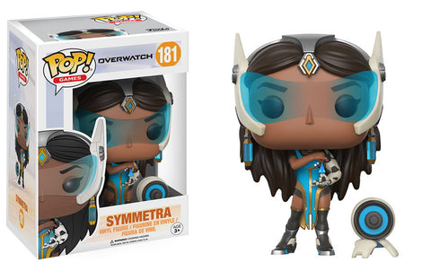 Overwatch - Symmetra Pop Figure [Pre-order]