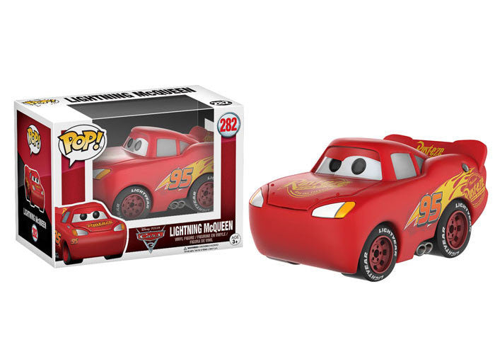 Cars 3 Lightning McQueen Pop! Vinyl Figure [Pre-order]
