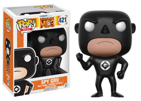 Despicable Me 3 Spy Gru Pop! Vinyl Figure