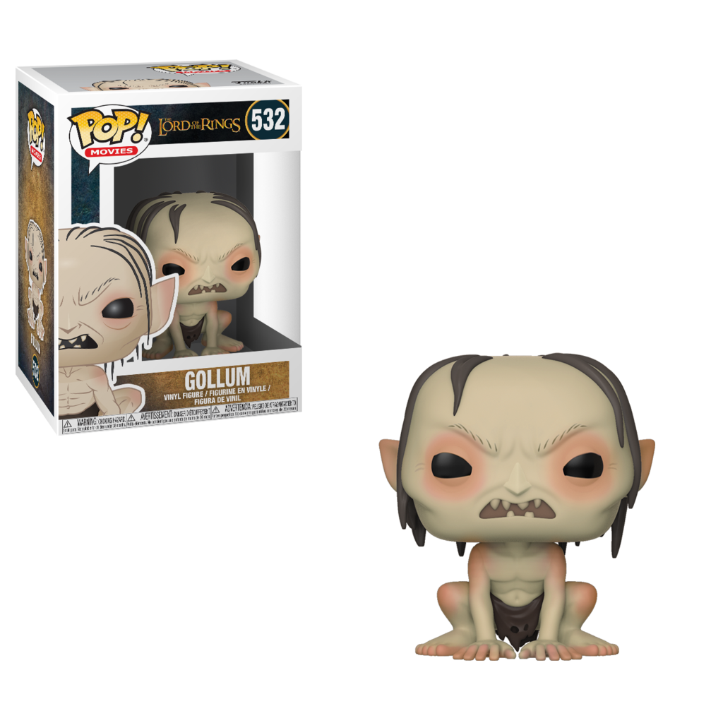 The Lord of the Rings Gollum Pop! Vinyl Figure #532