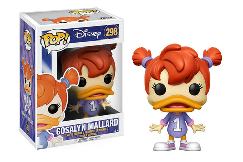 Darkwing Duck Gosalyn Mallard Pop! Vinyl Figure [Pre-order]