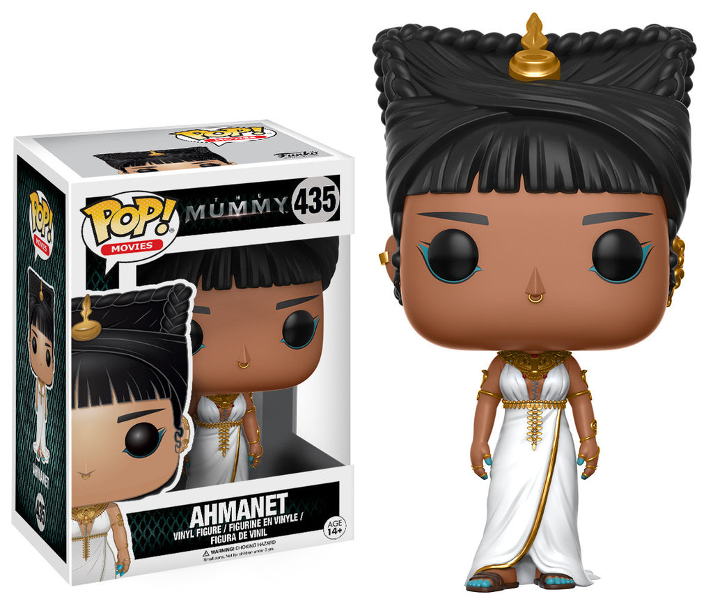 The Mummy 2017 Ahmenet Pop! Vinyl Figure