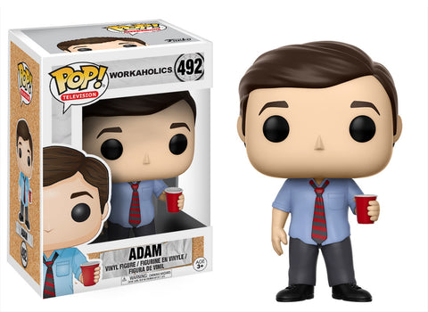 Workaholics Adam Pop! Vinyl Figure [Pre-order]