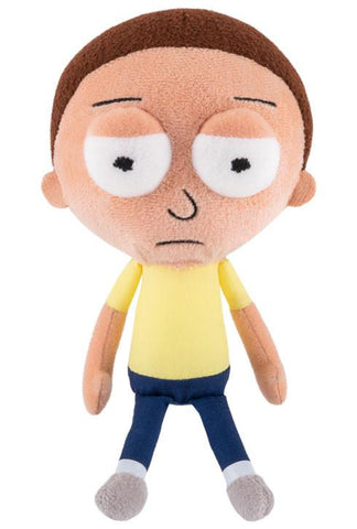 Rick and Morty - Morty 7 Inch Plush Figure
