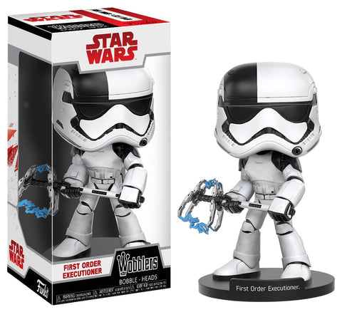 Star Wars: The Last Jedi First Order Executioner Wobbler Bobble Head