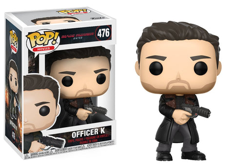 Blade Runner 2049 Officer K Pop! Vinyl Figure [Pre-order]