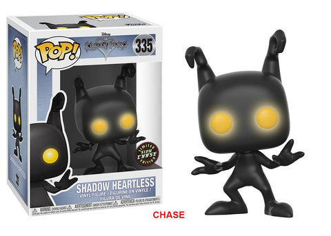 Kingdom Hearts Heartless Pop! Vinyl Chase Edition Figure #335 [Pre-order]