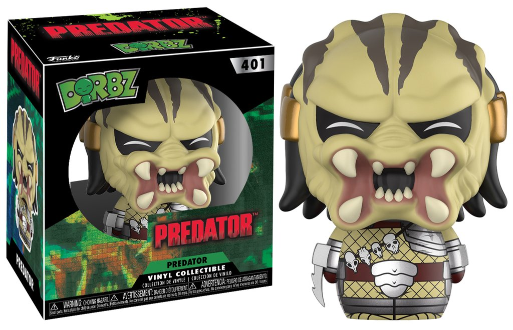 Predator with Open Mouth Dorbz Vinyl Figure #401
