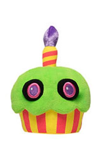 Five Nights at Freddy's Blacklight Cupcake 6 Inch Plush