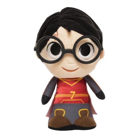 Harry Potter - Quidditch Harry 8 Inch Plush Figure