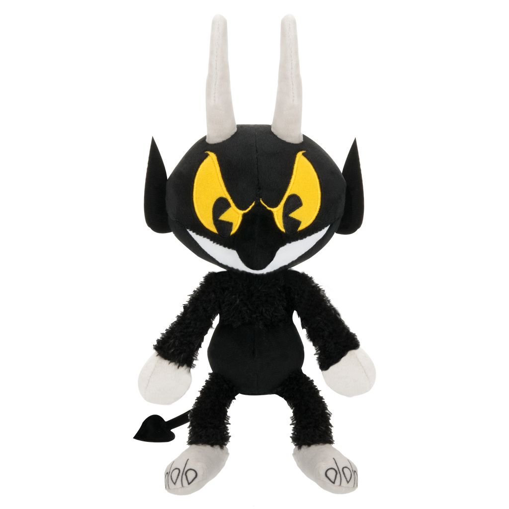 Cuphead Devil 8 Inch Plush