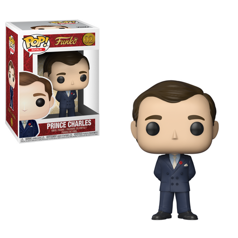Royals Prince Charles POP! Vinyl Figure #02