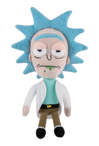 Rick and Morty - Rick 7 Inch Plush Figure