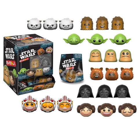 Funko Star Wars MYMOJI Blind Bag Vinyl Figures