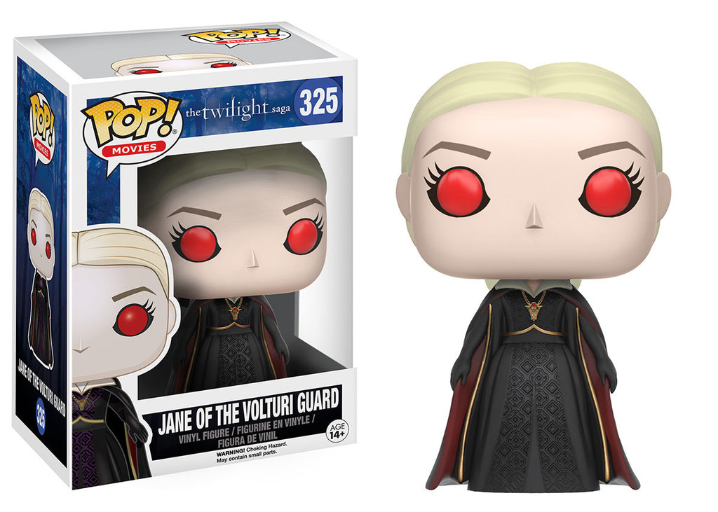 Twilight Jane Volturi No Hood Version Pop! Vinyl Figure