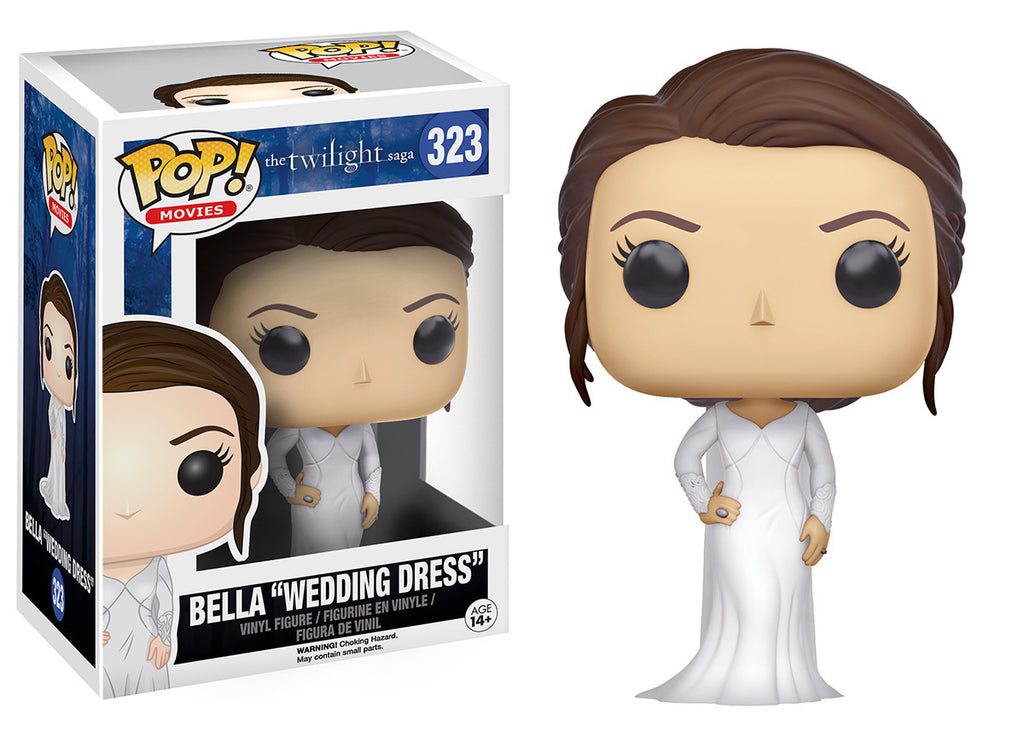 Twilight Bella Wedding Dress Version Pop! Vinyl Figure