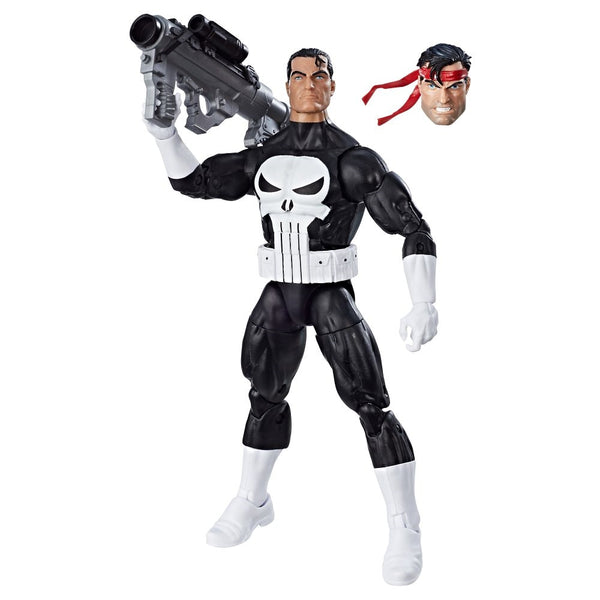 Marvel Legends Punisher Vintage 6 Inch Figure