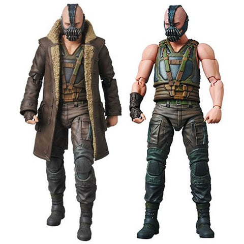 Dark Knight Rises Bane MAFEX Action Figure [Pre-order]