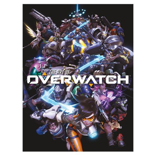 The Art of Overwatch Hardcover [Pre-order]