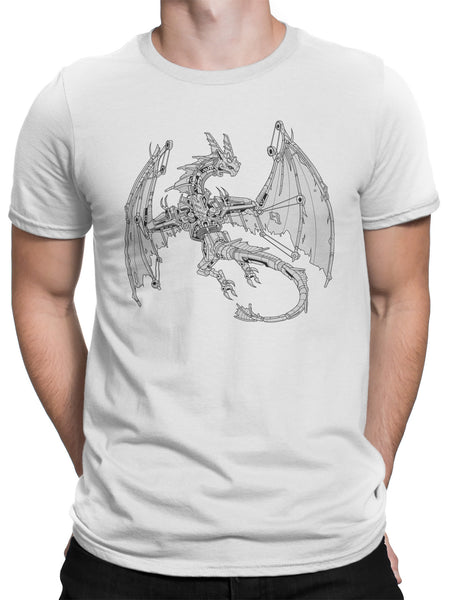 Blackwell the Dragon - Gray Dawn Series T-Shirt