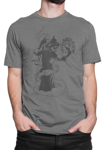 Dark Gray Mage T-Shirt