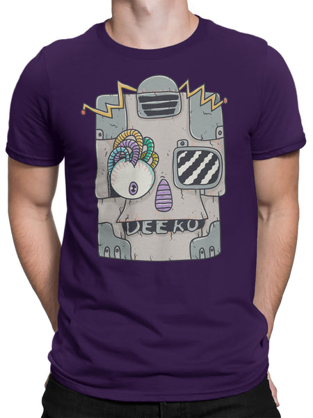 Leonard the Robot T-shirt