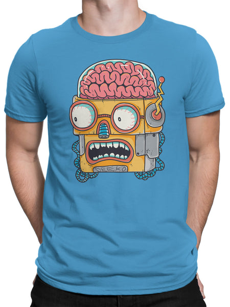 Winston the Robot T-shirt