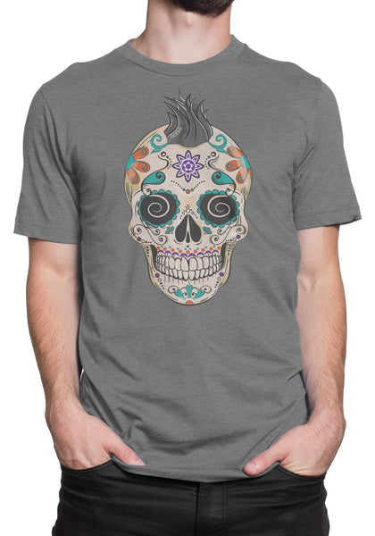 Felix the Sugar Skull Short Sleeve T-Shirt