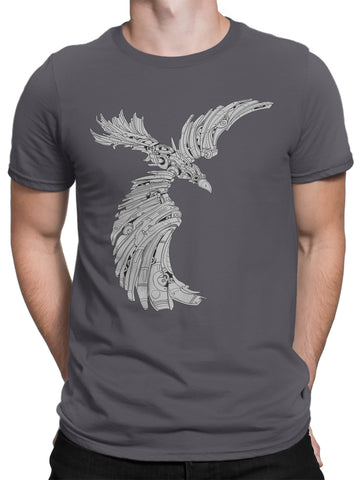 P.O.E. the Raven - Gray Dawn Series T-Shirt