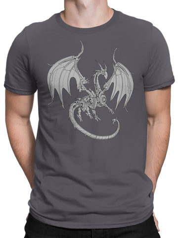 Redgrave the Dragon - Gray Dawn Series T-Shirt