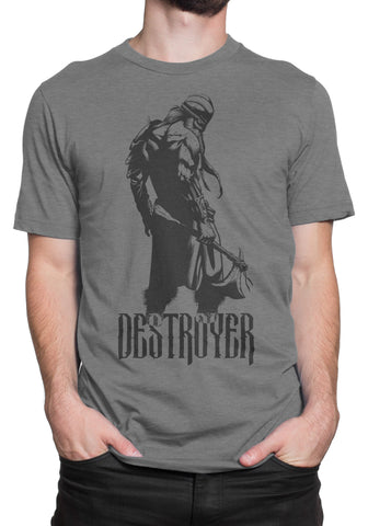 Agmundr Destroyer Short Sleeve T-shirt