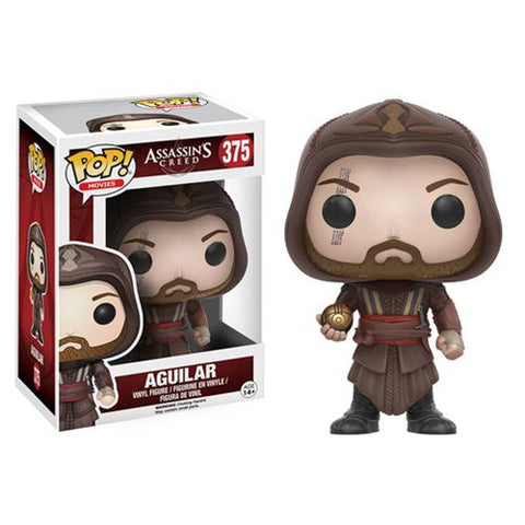 Assassin's Creed Movie Aguilar Funko Pop! Vinyl Figure