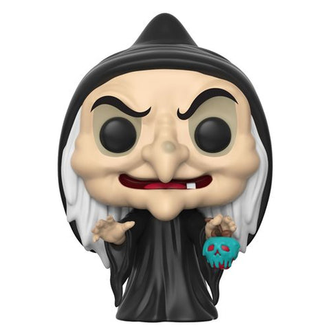 Snow White and the Seven Dwarfs Witch Pop! Vinyl Figure #347 [Pre-order]