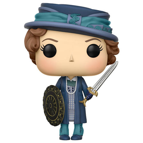 Wonder Woman Movie Etta with Sword and Shield Pop! Vinyl Figure [Pre-order]