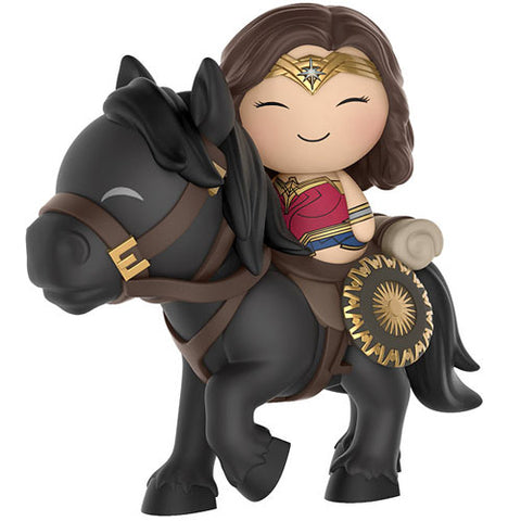 Wonder Woman Movie Wonder Woman on Horse Dorbz Vinyl Figure