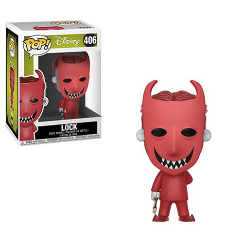 The Nightmare Before Christmas Lock Pop! Vinyl Figure [Pre-order]