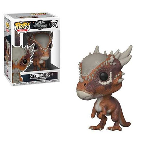 Jurassic World: Fallen Kingdom Stygimoloch Pop! Vinyl Figure #587 [Pre-order]