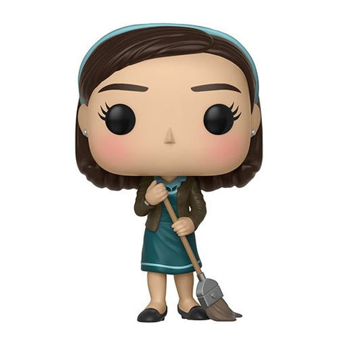 The Shape of Water Elisa with Broom Pop! Vinyl Figure [Pre-order]