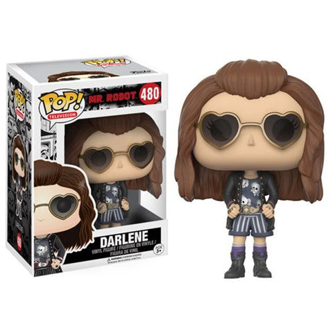Mr. Robot Darlene Alderson Pop! Vinyl Figure