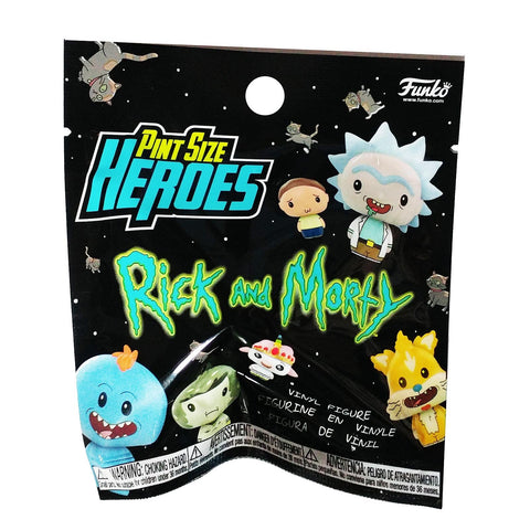 Pint Size Heroes Blindbox - Rick and Morty