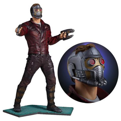 Guardians of the Galaxy Vol. 2 Star-Lord Collector's Gallery Statue