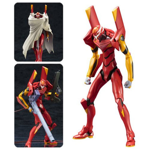 Neon Genesis Evangelion Unit-02 TV Version Model Kit