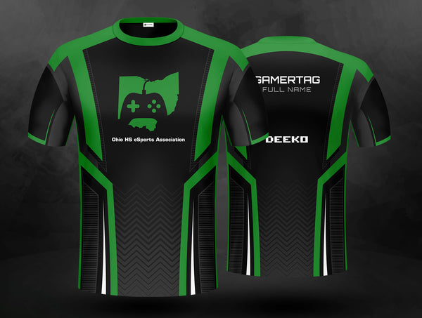Ohio High School eSports Association Team Jersey - Team Pack Jersey