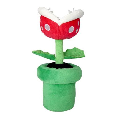 Super Mario Bros. Piranha Plant 9-Inch Plush
