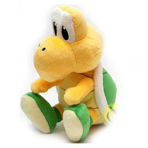 Super Mario Bros. Small Noko Noko Koopa Troopa Plush