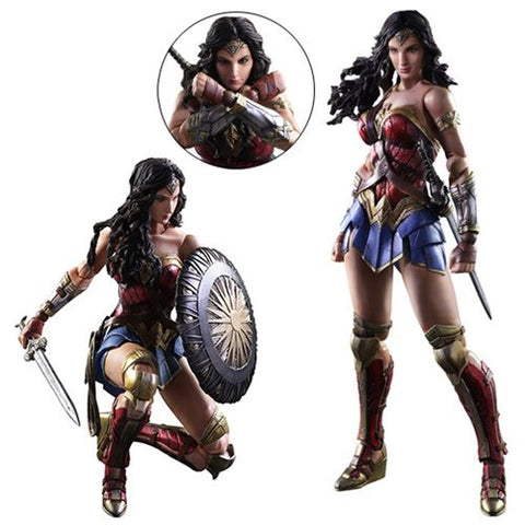 Wonder Woman Movie Play Arts Kai Action Figure [Pre-order]