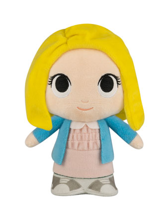 Stranger Things Eleven with Wig 8 Inch Plush Figure