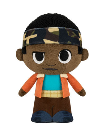 Stranger Things Lucas 8 Inch Plush Figure